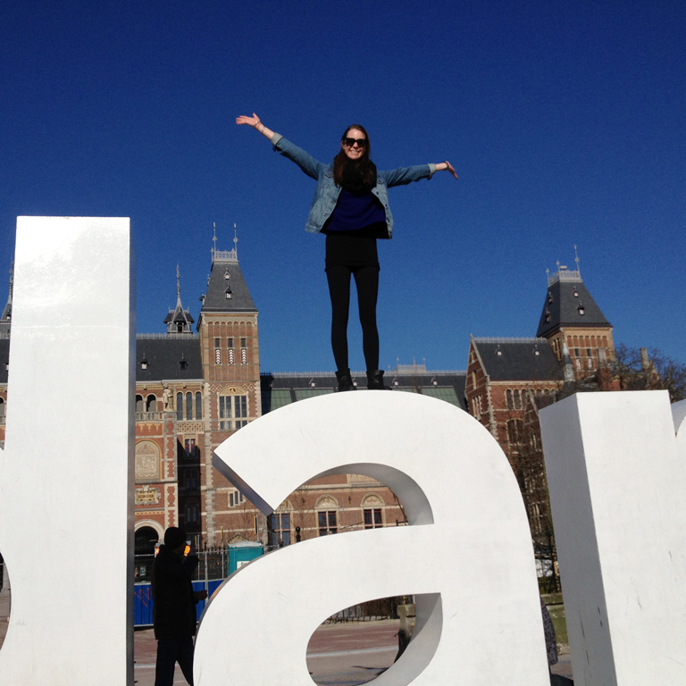 Study abroad in Amsterdam